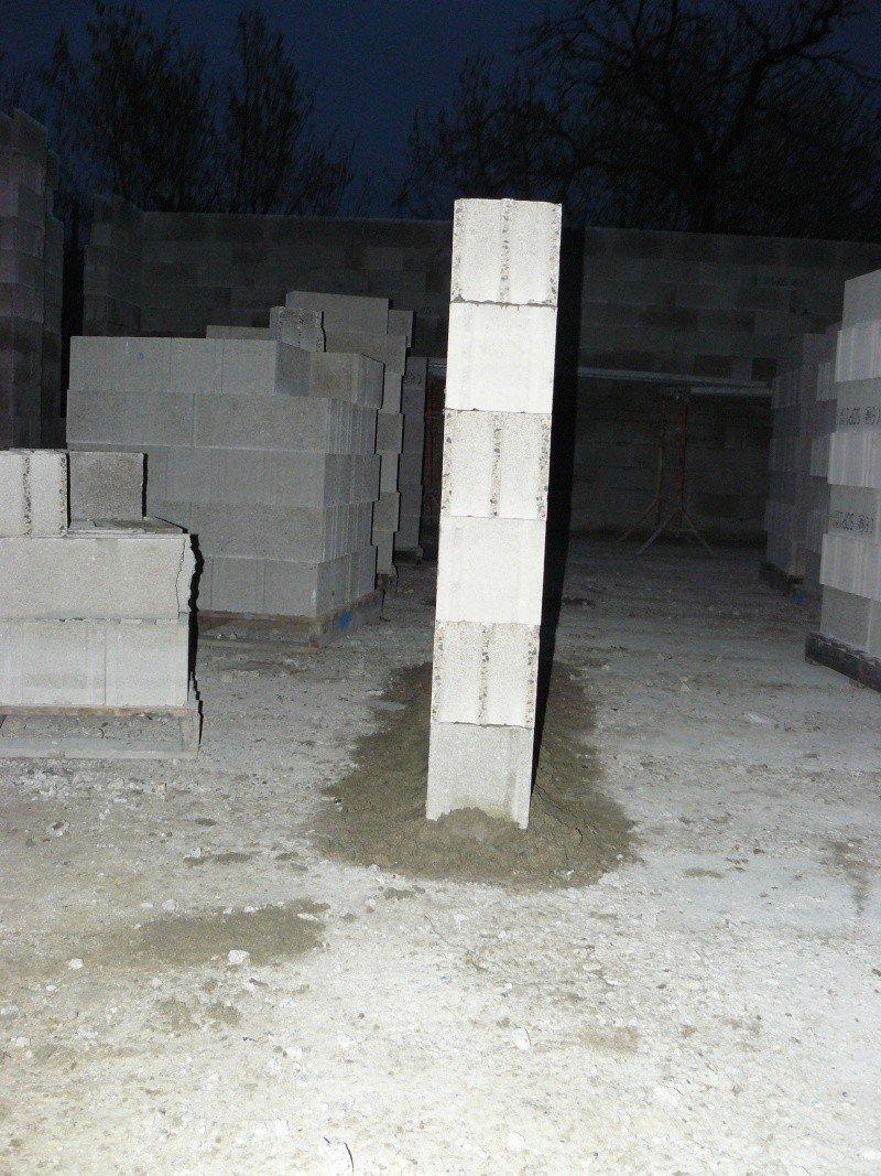 Mur porteur notre construction for Construire un mur porteur