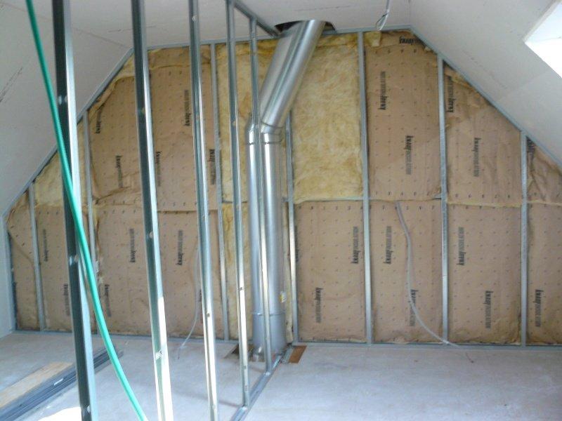 8 a isolation electricit placo notre construction. Black Bedroom Furniture Sets. Home Design Ideas