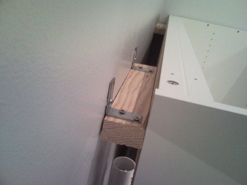 8 b cuisine notre construction - Vide sanitaire cuisine ...